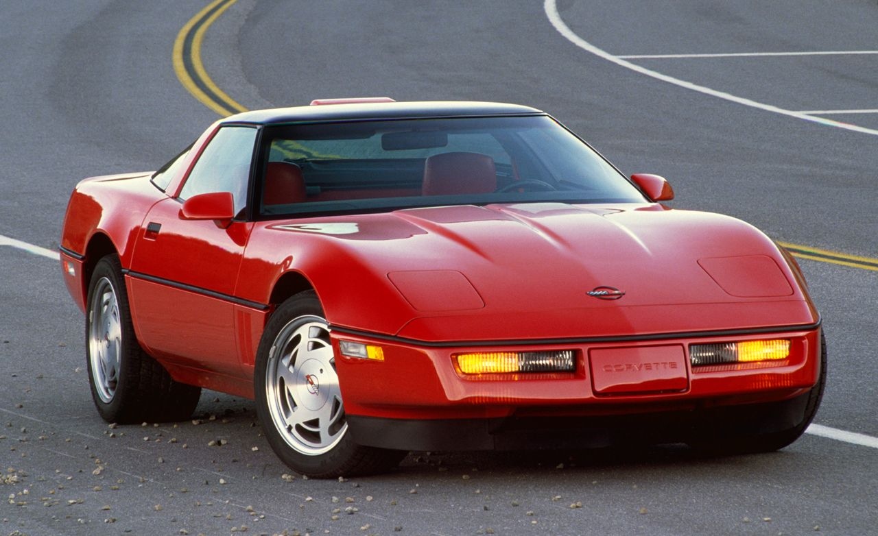 Corvette Chronology 1990