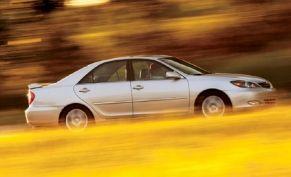 2002 Toyota Camry SE V-6