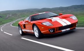 2005 Ford GT, Chapter 3