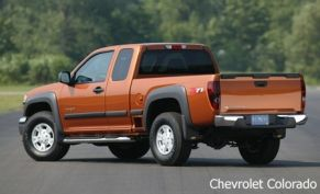 Chevrolet Colorado/GMC Canyon