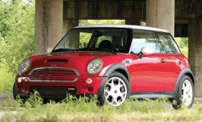 mini cooper s john cooper works. Black Bedroom Furniture Sets. Home Design Ideas