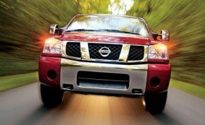Nissan Titan 5.6SE Crew Cab