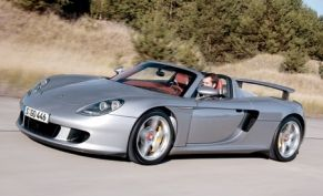 Porsche Carrera Gt First Drive Review Reviews Car