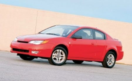 Saturn Ion Quad Coupe