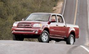 Toyota Tundra Double Cab V-8 4x4 Limited