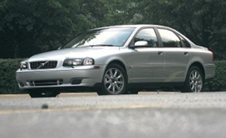 Volvo S80 25T AWD  Short Take Road Test  Reviews  Car and Driver