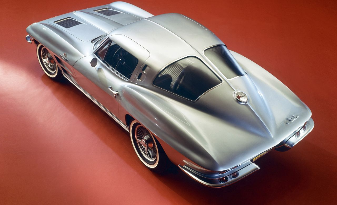 Corvette Chronology 1960s