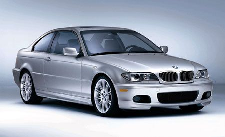 BMW 330Ci Performance Package