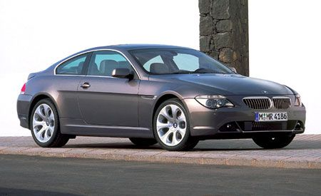 BMW Series Reviews BMW Series Price Photos And Specs Car - Bmw 645ci horsepower