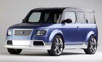 Honda Element Concept