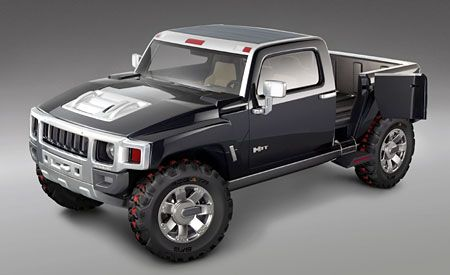 Hummer H3T Concept