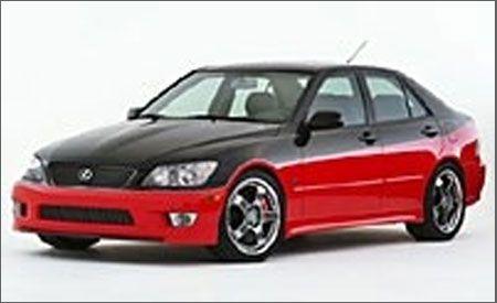 Lexus IS430