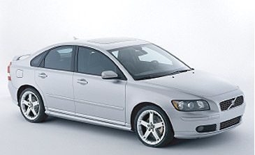 New Volvo S40 Gets S60 Treatment