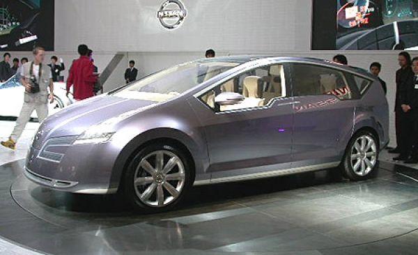 Nissan Serenity