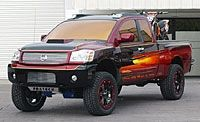 Nissan Titan by Troy Lee