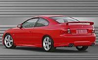 Pontiac Autocross models