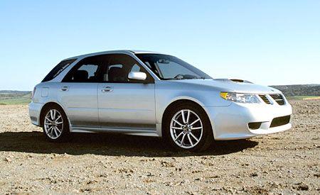 Saab subaru wagon