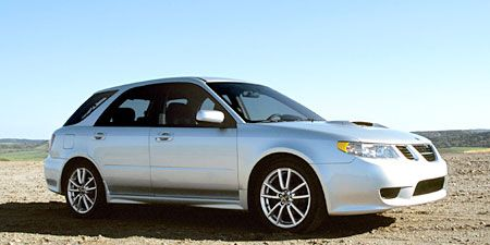 Introduced In L A The New Saab 9 2x Is Actually Subaru Impreza Wagon Under That Scandinavian Skin Was Desperate Need Of High Performance
