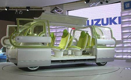 Suzuki Mobile Terrace