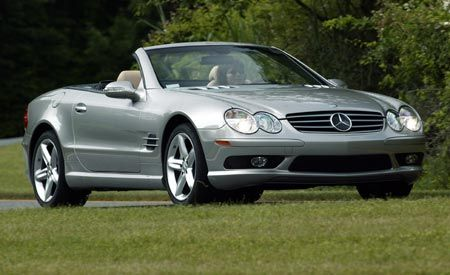 2004 mercedes benz sl500. Black Bedroom Furniture Sets. Home Design Ideas