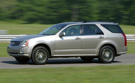 2004 Cadillac SRX V-8