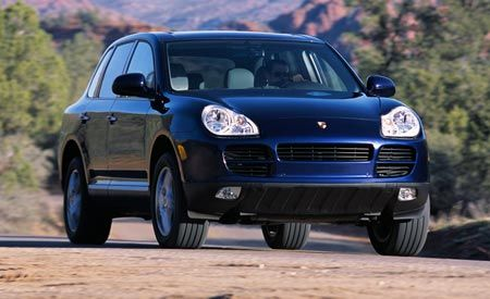 2013 porsche cayenne diesel first drive review car and driver rh caranddriver com 2004 Porsche Cayenne S Interior 2004 porsche cayenne s manual pdf