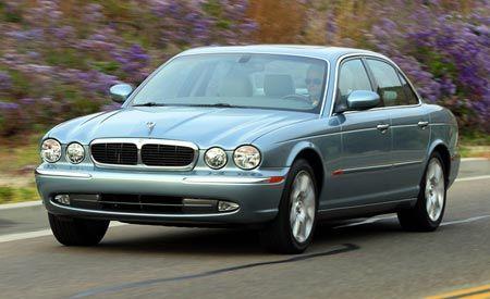 2004 xj jaguar