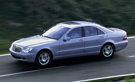 2004 Mercedes-Benz S430