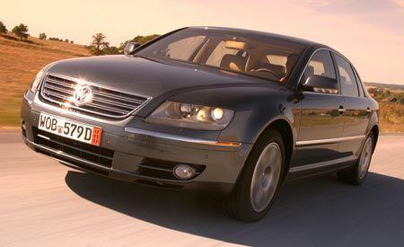 2004 Volkswagen Phaeton