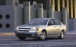 Chevrolet Malibu LT V-6