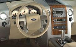 Ford F-150 Lariat SuperCab Styleside