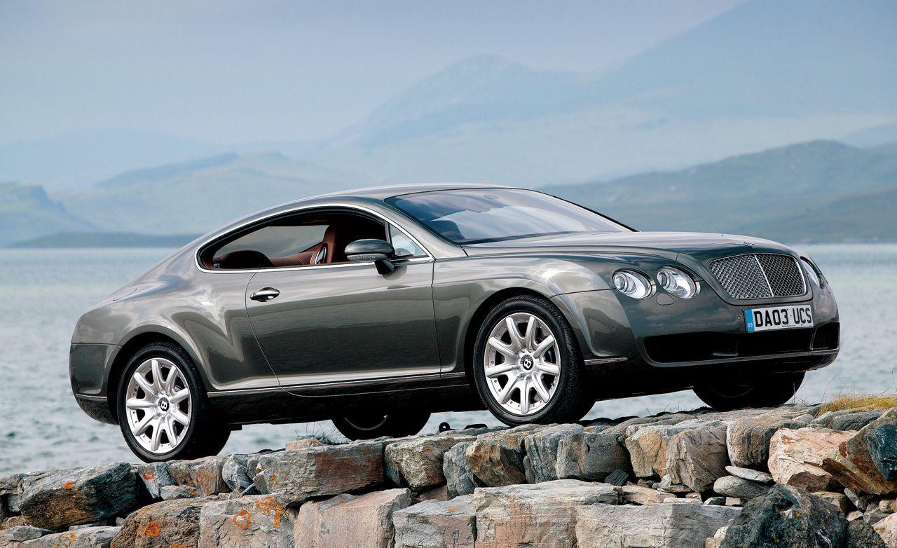 Bentley Motor Cars Crewe Factory Tour