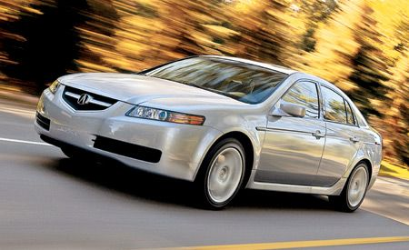 Acura TL Road Test Reviews Car And Driver - Are acura tl good cars
