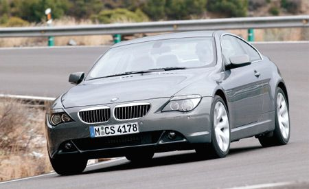 BMW Ci First Drive Review Reviews Car And Driver - Bmw 645ci horsepower