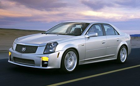 2009 Cadillac CTS-V Road Test | Review | Car and Driver