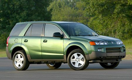 Saturn Vue V6 AWD  Short Take Road Test  Reviews  Car and Driver