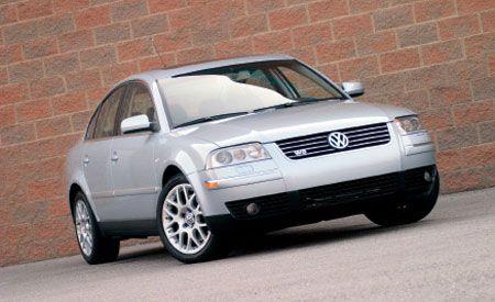Volkswagen Passat W-8 4MOTION