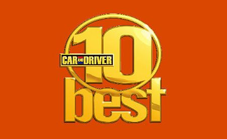 2004 10Best Cars