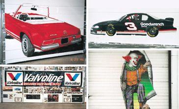 2004 10Best Garage-Door Art