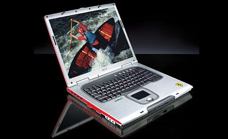 The Ferrari of Laptops