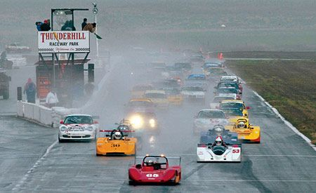The Longest Night of Thunderhill