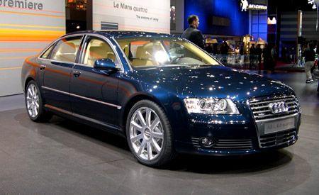 Audi A8L W-12