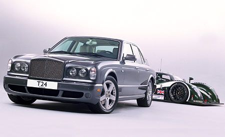 Bentley Arnage T-24 Mulliner