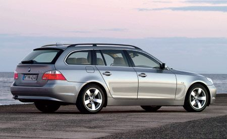 BMW 5-series Sports Wagon