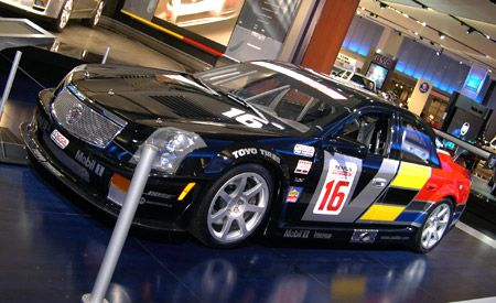Smart Choice Auto >> Cadillac CTS-V Race Car