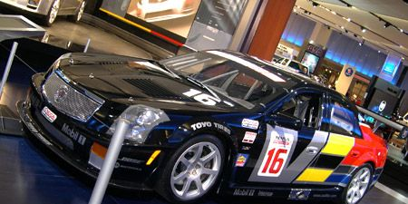 Cadillac Cts V Race Car