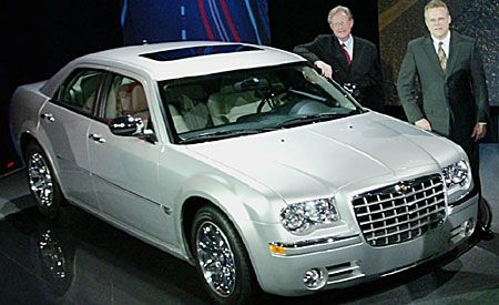 Chrysler 300C/Dodge Magnum