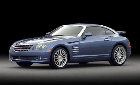 2005 Chrysler Crossfire Roadster Road Test Review Car And Driver