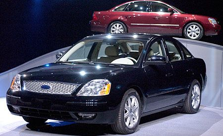 Ford Five-Hundred