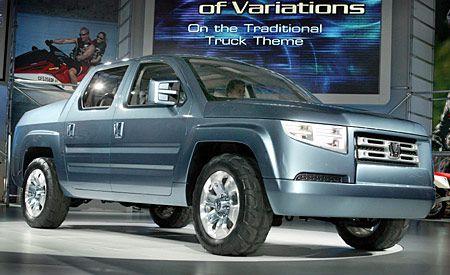 Honda SUT Concept